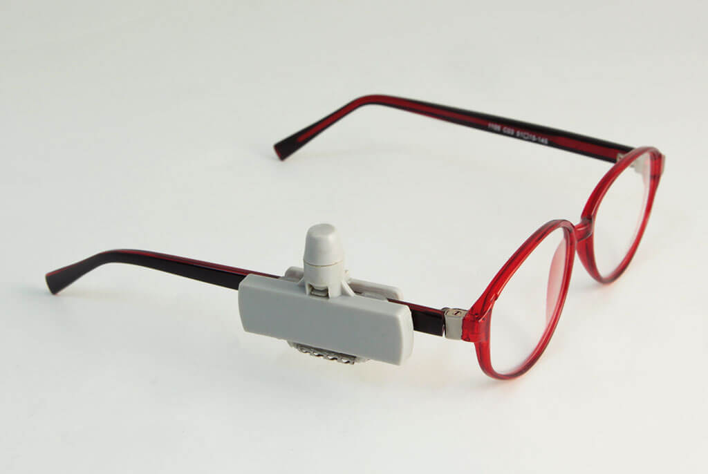Security tags for glasses